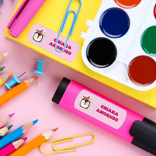 Stickers per bambini oggetti