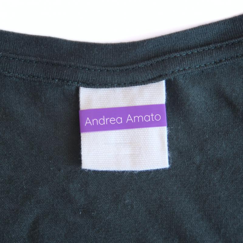 etichette vestiti materna