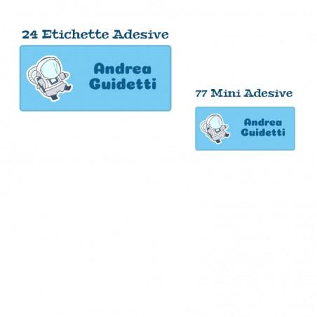 kit etichette scuole elementati